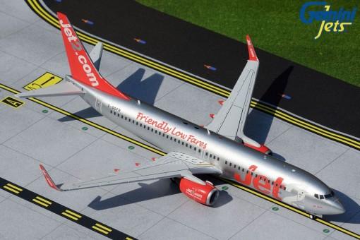 "Jet2 Boeing 737-800 Winglets G-GDFR ""Friendly Low Fares"" Gemini 200 G2EXS463 scale 1:200"