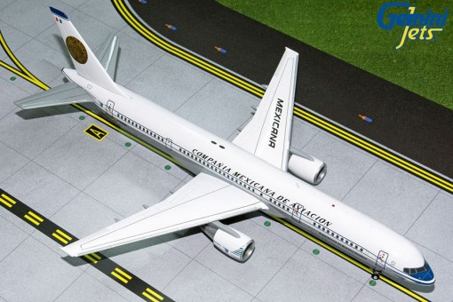 Mexicana Retro Boeing 757-200 N380RM Gemini200 G2MXA806 scale 1:200
