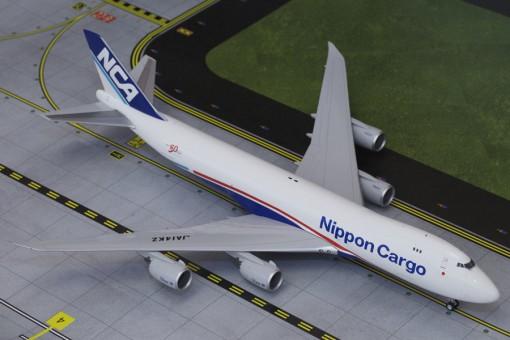 Nippon Cargo Airlines NCA B747-8F Reg# JA14KZ Gemini 200 G2NCA584 Scale 1:200