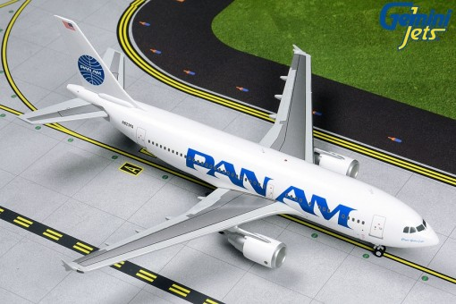 Pan Am Airbus A310-300 by Gemini 200 die-cast G2PAA859 scale 1:200