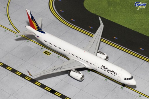 Philippines Airbus A321 Reg# RP-C9907  Gemini Jets G2PAL484 Die-Cast Model Scale 1:200