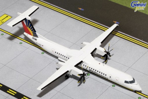 Philippines Bombardier Dash 8Q-400  Reg# RP-C3031 G2PAL578 Scale 1:200