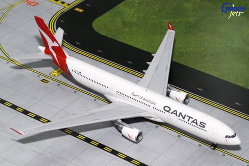 Qantas Airbus A330-300 New Livery Reg# VH-QPJ Gemini G2QFA647 1:200