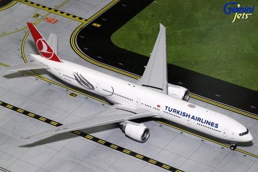 Turkish Airlines Boeing 777-300ER Reg# TC-JJY Gemini 200 G2THY680 Scale1:200
