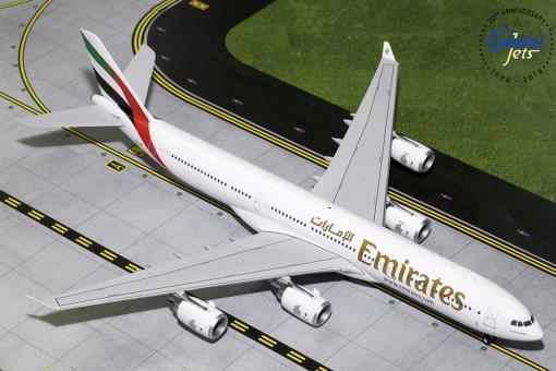 Emirates Airbus A340-500 A6-ERE Gemini 200 G2UAE383 scale 1:200