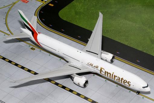 Emirates Boeing 777-300ER Reg# A6-EGQ Gemini Jets G2UAE568 Scale 1:200