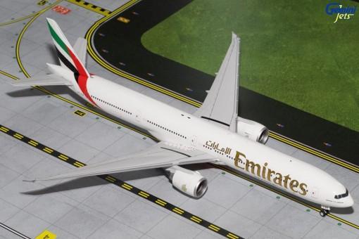 Emirates Boeing 777-300ER A6-EGR Gemini 200 G2UAE596 Scale 1:200