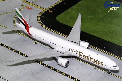 Emirates Boeing 777-300ER A6-ENJ Gemini 200 G2UAE727 scale 1:200