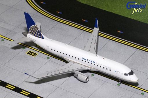 United Express Embraer ERJ-175 N163SY Gemini G2UAL716 scale 1:200