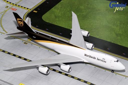 UPS Boeing 747-8F N605UP Gemini 200 G2UPS644 scale 1:200
