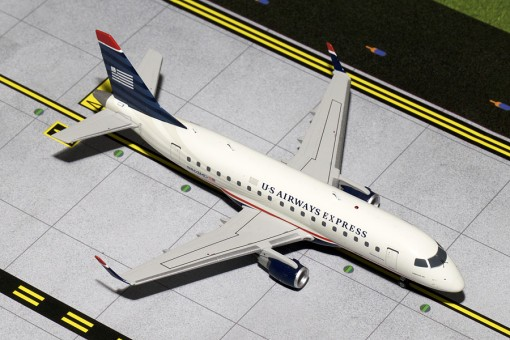 US Airways Express Embraer ERJ-170 Reg# N803MD Gemini Jets G2USA316 Scale 1:200