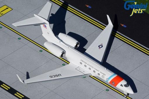 U.S. Coast Guard C-37B 02 G2USC918 Gulfstream 500 GeminiJets scale 1:200