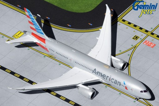American Airlines Boeing 787-8 Dreamliner N802AN Gemini GJAAL1867 scale 1:400