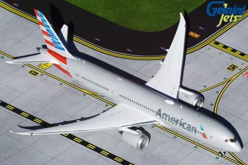 American Airlines Boeing 787-9 N825AA GeminiJets GJAAL1868 scale 1:400