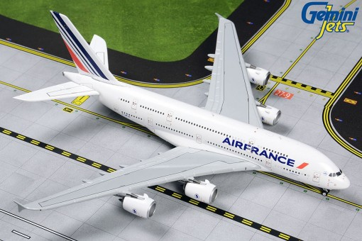 Air France Airbus A380 F-HPJC Gemini Jets GJAFR1861 scale 1:400
