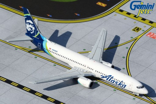Alaska Boeing 737-900 N303AS new livery Gemini Jets GJASA1872 Scale 1:400