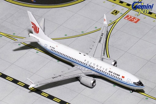 Air China Boeing 737 Max8 registration B-1396 中国国际航空公司 Gemini GJCCA1706 scale 1-400