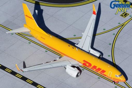 DHL Boeing 737-800 N737KT Gemini jets GJDHL1948 scale 1:400