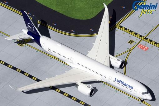 Lufthansa Airbus A350-900 D-AIXN New Livery Gemini Jets GJDLH1781 scale 1:400