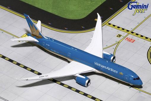 Vietnam Airlines Boeing 787-9 Dreamliner registration VN-A862 Gemini GJHVN1746 scale 1:400