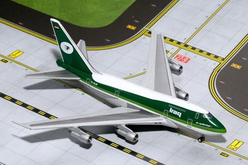 Iraqi Airways Boeing B747SP Reg# YI-ALM Gemini Jets GJIAW1204 Scale 1:400