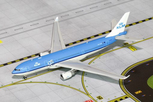 GJKLM1466  KLM Airbus A330-200 95 Years Reg# PH-AOE Gemini Jets Scale 1:400