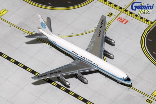 Pan Am Douglas DC-8-33 Reg# N809PA Gemini GJPAA1337 1:400