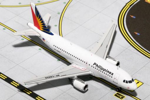 Philippines A319 Reg# RP-C8600 Gemini Jets GJPAL1435 scale 1:400