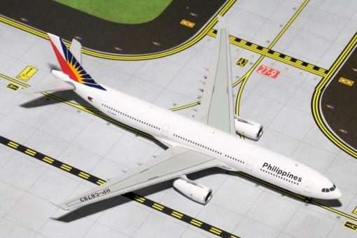 Philippines Airbus A330-300 Reg# RP-C8783 Gemini GJPAL1538 Scale 1:400
