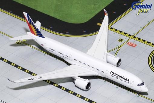 Philippines Airbus A350-900 RP-C3501 Gemini Jets GJPAL1753 scale 1:400