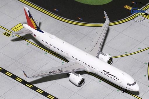 Philippines Airbus A321neo RP-C9930 Gemini GJPAL1825 Scale 1:400