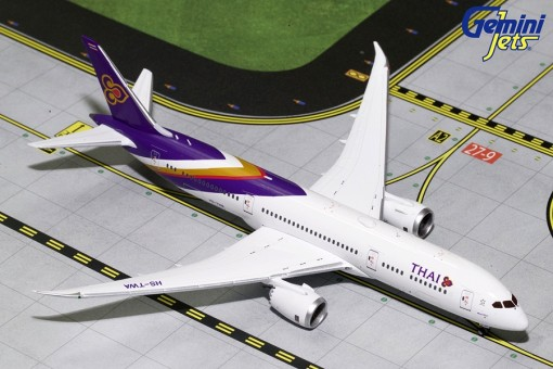 Thai Airways Boeing 787-9 Dreamliner Reg# HS-TWA Gemini GJTHA1691 1:400