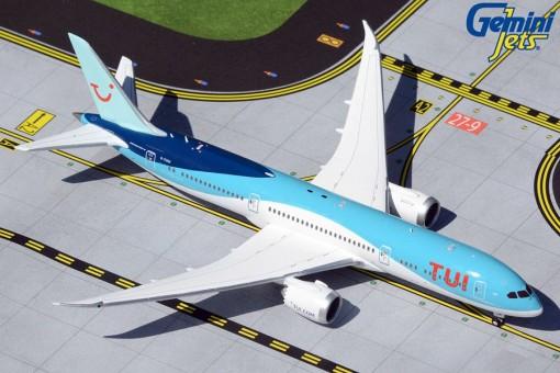TUI Boeing 787-9 G-TUIM GeminiJets GJTOM1937 scale 1:400
