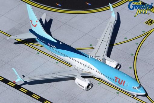 TUI Boeing 737-800 G-FDZU die-cast Gemini jets GJTOM1938 scale 1:400