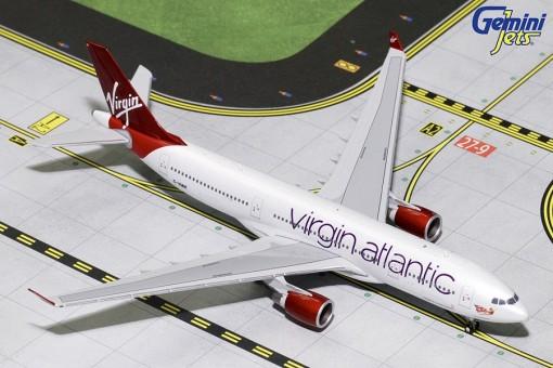 Virgin Atlantic Airbus A330-200 G-VMIK Gemini Jets GJVIR1763 scale 1:400