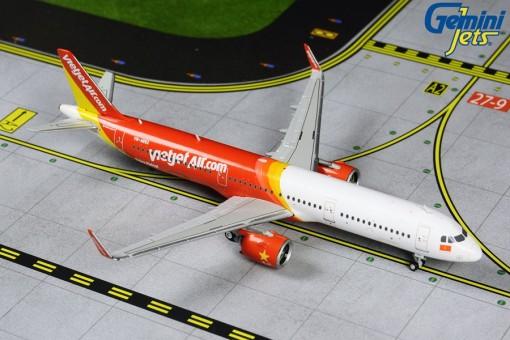VietJet A321neo VN-A652 Gemini GJVJC1770 scale 1:400