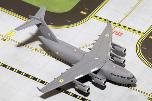Indian Air Force Boeing C-17 Globemaster Gemini Macs GMINF065 Scale 1:400