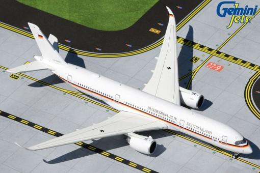 German Air Force Airbus A350-900 10+03 Bundesrepublik Deutschland Merkel One Gemini Macs GMLFT099 scale 1:400