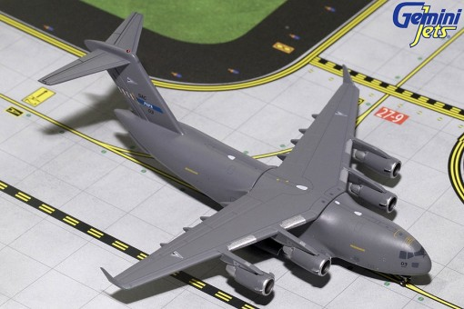 Nato Boeing C-17 Globemaster III Reg SAC-03 Gemini GMNAT080 scale  1:400