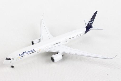 512343 Herpa Wings 1:500 Airbus Flotte Airbus A340-600 F-WWCA /& Herpa Katalog