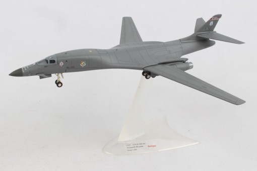 USAF B-1B Lancer  Kansas ANG McConnell AFB Herpa die-cast 559263 scale 1:200