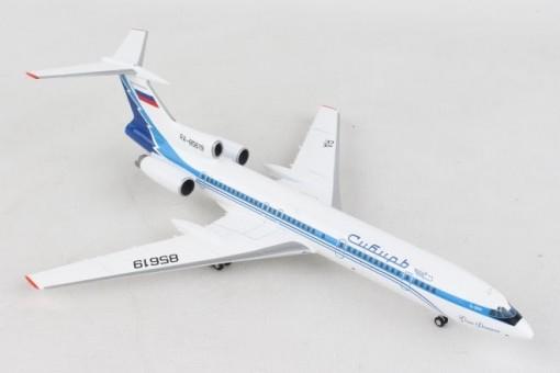 Siberia Airlines Tupolev TU-154M RA-8S619 Herpa 571036 scale 1:200