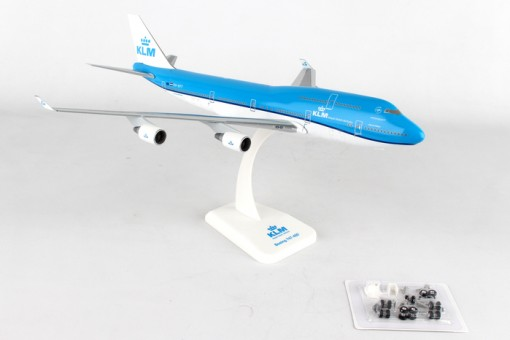 KLM Boeing 747-400 Reg# PH-BFT Stand & Gears HG10123G Scale 1:200