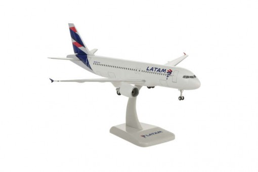 Latam Airbus A320 Gears & Stand by Hogan HG10758G Scale 1:200