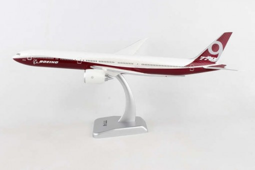 hg11021 boeing 777-9x 777x 1-200 scale Hogan model with stand House