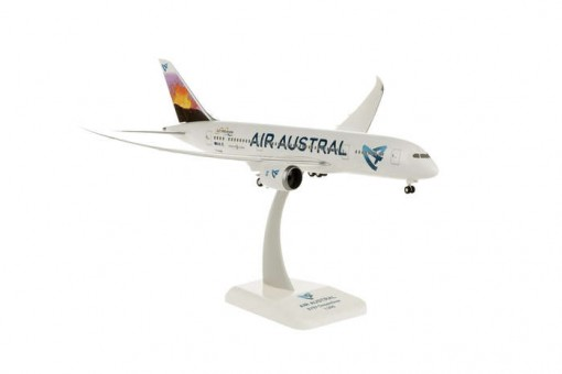 Air Austral Boeing F-OLRB Volcano Dreamliner Hogan HGAA02 Scale 1:200