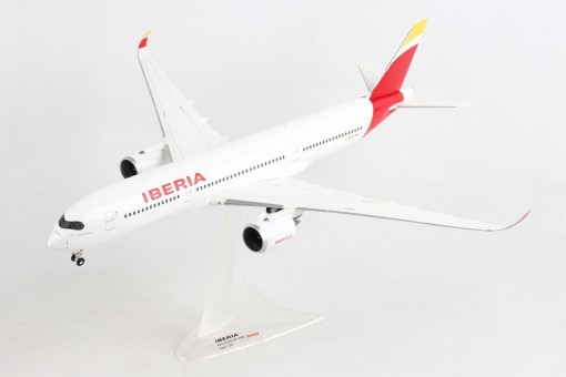 "Iberia Airbus A350-900 EC-MYX ""Paco de Lucia"" Herpa Wings 559669 scale 1:200"