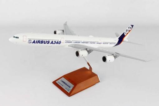 Airbus House A340-600 Reg# F-WWCA JC Wigns JC2AIR091 Scale 1:200