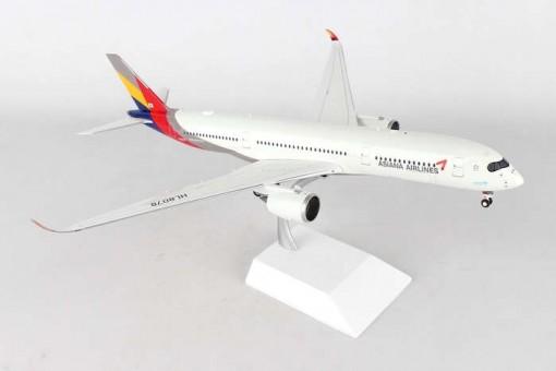 Asiana Airbus A350-900 Reg# HL8078 JC Wings LH2AAR054 Scale 1:200