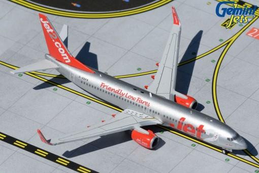 Jet2 Boeing 737-800 G-GDFR Gemini jets GJEXS1936 scale 1:400